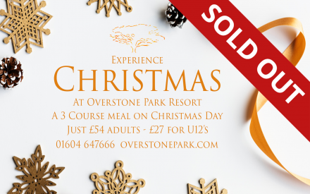Christmas Day at Overstone Park Resort image