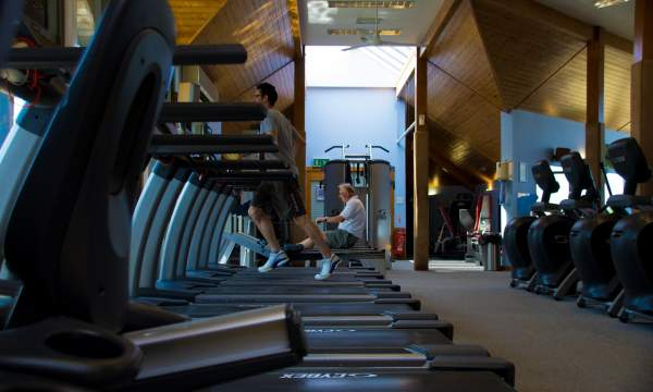 Luxury Gym and Pool Facilities image