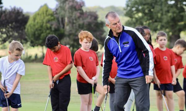Junior Golf  image